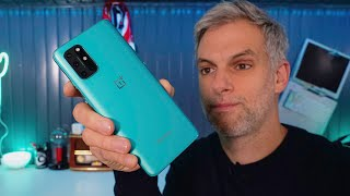 vidéo test OnePlus 8 par Monsieur GRrr