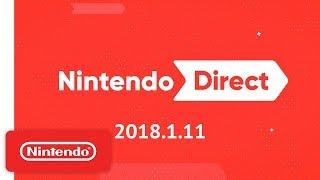 Nintendo Direct 1.11.2018 (Parody)