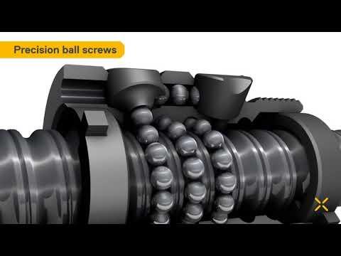 Ewellix - Precision ball screws