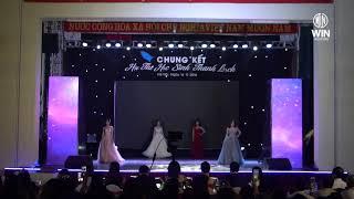 Phần thi trang phục tự chọn - THPT Đào Duy Từ - Hà Nội