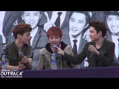 130615 EXO 청량리팬사인회 - 민석이랑 경수랑