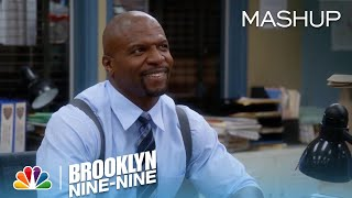 Terry's One-Liners | Season 1 | BROOKLYN NINE-NINE