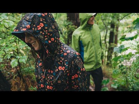 Burton Rainwear:  Built to Weather It All