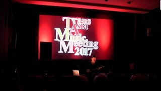 ARAGAKI Mutsumi - Trans Asia Music Meeting 2017 showcase by ARAGAKI Mutsumi in Okinawa, Japan