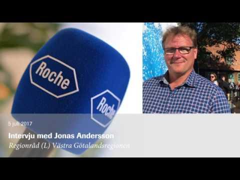 Almedalen 2107: Intervju med Jonas Andersson, VGR