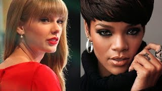 14 Celebs Who HAVE ISSUES With Taylor Swift!
