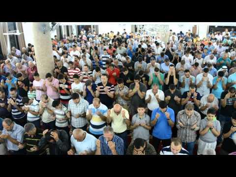 وقائع صلاة الفجر من 27 رمضان 2015 – مسجد بلال بن رباح