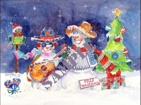 Villancicos de Navidad Los niños cantores de Huaraz - Ronda de Navidad - Llego la Navidad