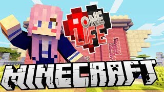 Moving House! | Ep. 12 | Minecraft One Life
