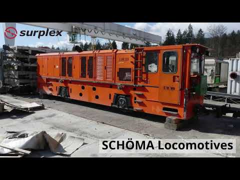 Online auction! Rail vehicles - Installations - Equipment & more