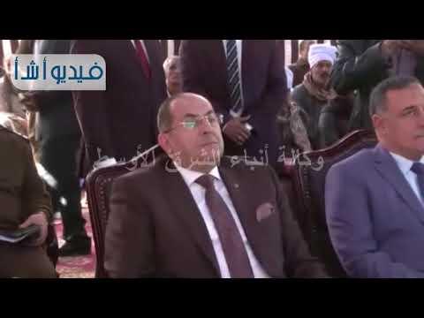 بالفيديو: محافظ سوهاج ومساعد وزير الداخلية ومدير الأمن يفتتحون وحدة المرور الجديدة بمدينة جرجا