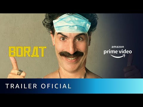 Borat: Fita de Cinema Seguinte | Trailer Oficial | Amazon Prime Video | #BoratNoPrime