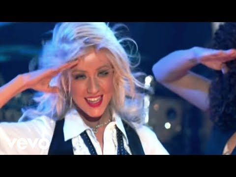 Christina Aguilera - Candyman (Live Sets on Yahoo! Music)