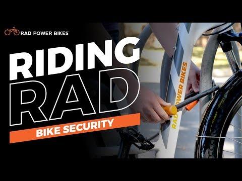 Bike Security | Riding Rad