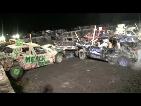 FULL SIZE WIRE DEMOLITION DERBY MAY 2019