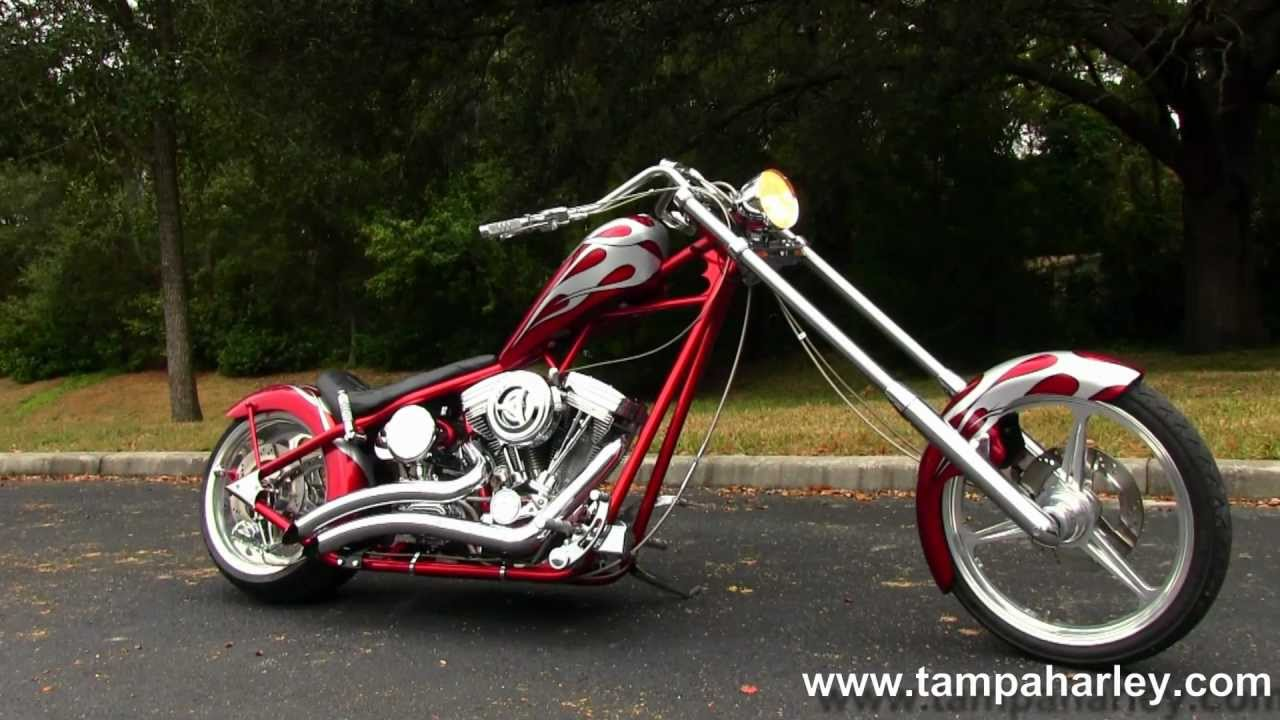 Harley Davidson Of Dothan >> 2004 Orange County Chopper for Sale - YouTube