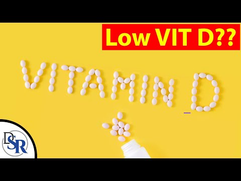 What Is Considered Low Vitamin D Levels (Health Warnings)
