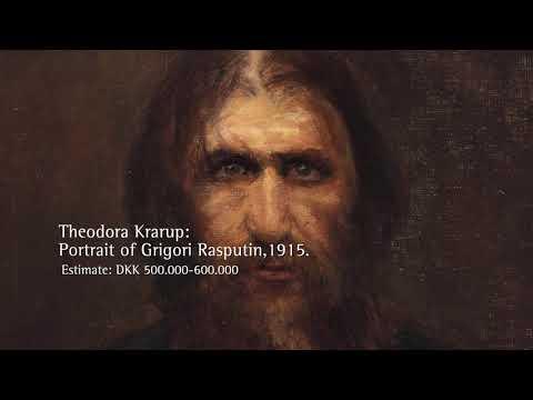 Rasputin – The Peasant & The Holy Man