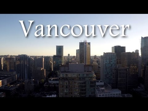 Living the Canadian dream: Vancouver