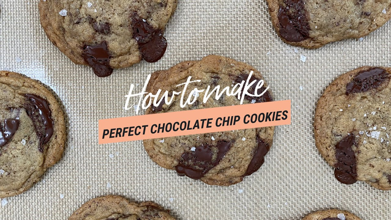 Baking: How to Make Perfect Chocolate Chip…