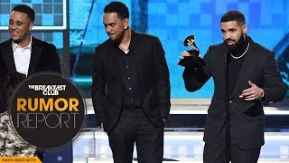 Drake's Grammys Speech Gets Cut Off, Childish Gambino Cleans Up + More Winners