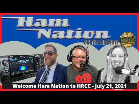 Ham Nation: YOTA Debrief, Huntsville Hamfest, Young Ham Of The Year & ICOM Giveaway Details