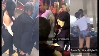 Kylie Jenner WITH Travis Scott SNAPCHAT VIDEOS + Stormi (Full Snapchats)