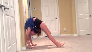 MORE BACK STRETCHES AND FLEXIBILITY WITH VICTORIA SWANGO