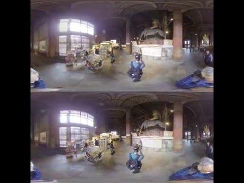 3D 360 Toudaiji Daibutsu-den (??????)