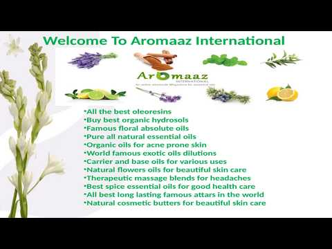Pure Essential Oil Wholesale just one click away