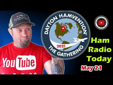 Ham Radio Today - Dayton HAMVENTION 2021 Sales and Specials