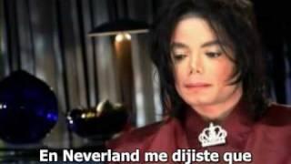 Living with Michael Jackson (Subtitulos en español)(9/10)