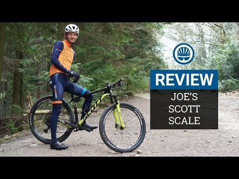 Joe's Incredible Scott Scale | Upgraded Ultralight XC Racer