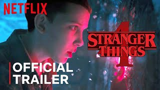 Stranger Things Season 4 Trailer 2021 - Eleven and Hopper Netflix Breakdown and Easter Eggs