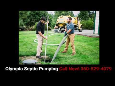 Olympia Septic Pumping