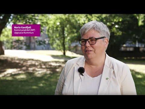 Sveriges bästa klimatstad 2018