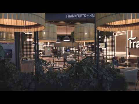 Video Corporativo del restaurante FrankFood