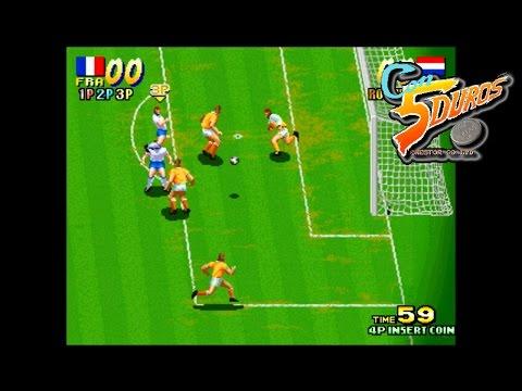 """GOAL! '92 (SEIBU CUP SOCCER HACK) - """"CON 5 DUROS"""" Episodio 448 (Especial 3P) (1cc)"""