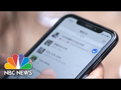 Federal Judge Blocks Trump Administration From Banning WeChat | NBC News NOW