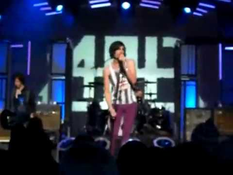 The All-American Rejects - Believe 12/18/2008 #4