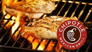 Official Chipotle Chicken Recipe! Quick & Easy!