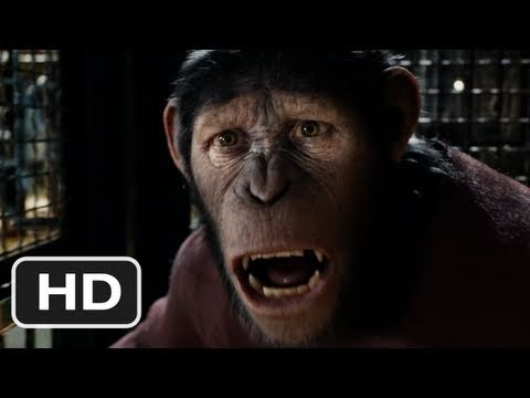 Rise of the Planet of the Apes'