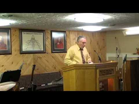 10-1031pm - Words of This Prophecy Pt.2 (God Limited Himself) - Samuel Dale