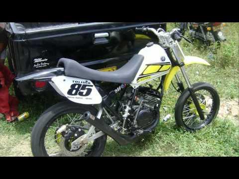 Motos dt 175 yamaha for Camas 2x2 baratas