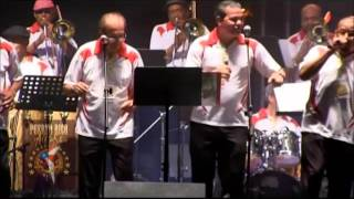 Puerto Rico All Stars Afro Caribeno 2012 part2