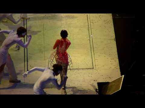 孫燕姿-奔@答案是孫燕姿世界巡迴演唱會香港站 05FEB10