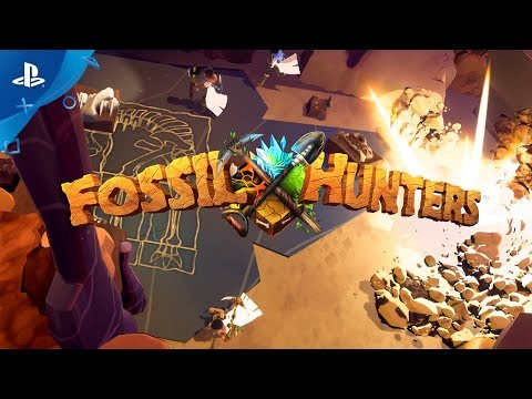 Fossil Hunters Video Screenshot 1