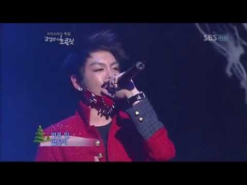Big Bang - Haru Haru Acoustic Live [12.24.08]