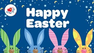 Kids Easter Songs with Lyrics | Happy Easter Playlist 🐰 | Children Love to Sing