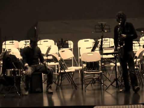 bolero ravel més improvisació flamenca